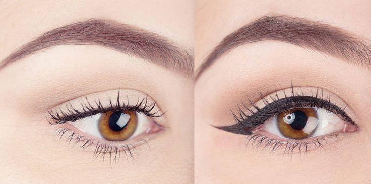 Как сделать глаза визуально больше с помощью макияжа - фото №5