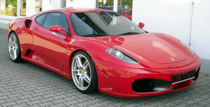 Владимиру Гришко подарили редкий спорткар Ferrari - фото №1