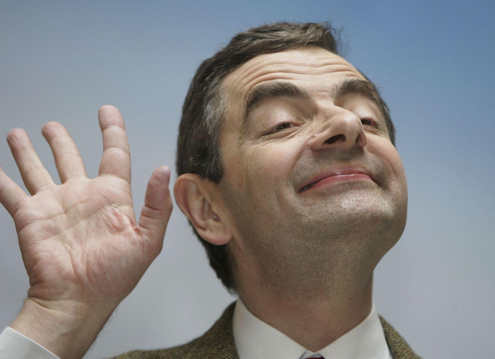Роуэн Аткинсон (Rowan Atkinson) - фото №5