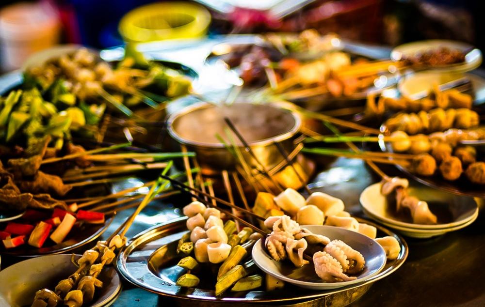 Выходные в столице: арт-пикник, Фестивали огня и уличной еды - фото №4