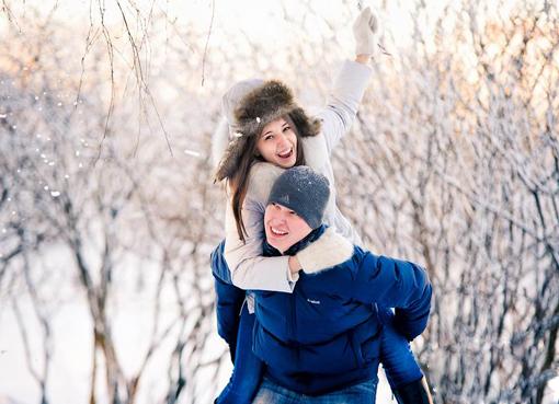 куда поехать на День Святого Валентина Запорожье