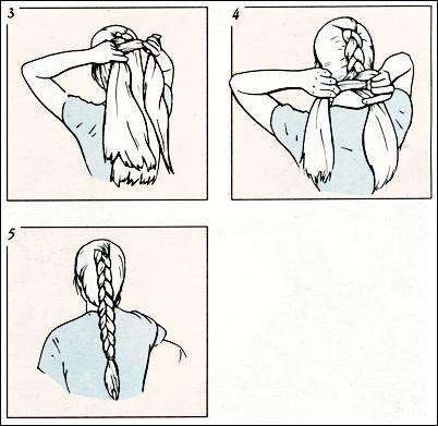 На скорую руку: лучшие прически-косы - фото №5