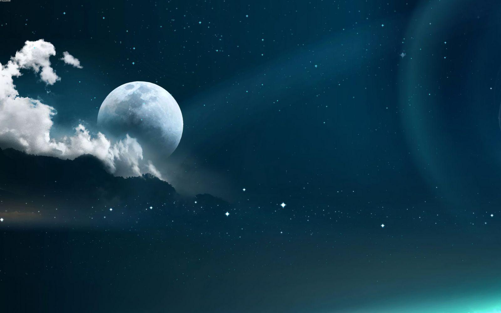 нельзя смотреть на луну