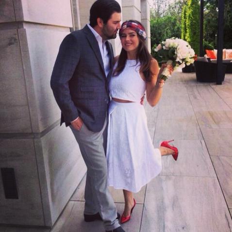 Дочь Игоря Крутого отпраздновала роскошную свадьбу в Монако - фото №1