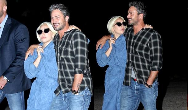 СМИ: Леди Гага вернулась к бывшему жениху Тейлору Кинни - фото №2