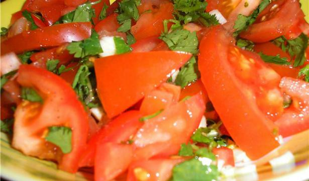 Лучшие салаты-гарниры к мясу, приготовленному на мангале - фото №2