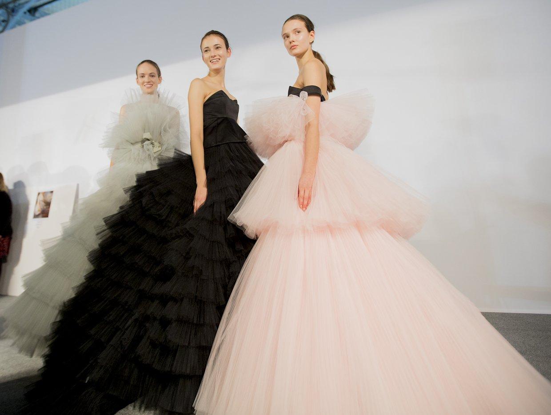 Самые роскошные платья Недели высокой моды в Париже