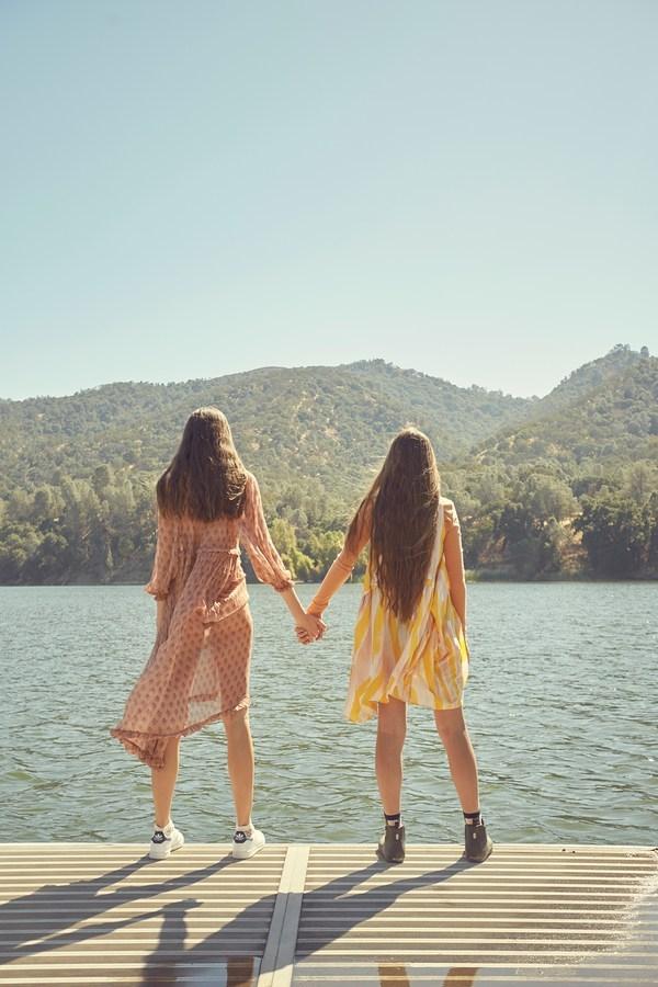 подруги горы