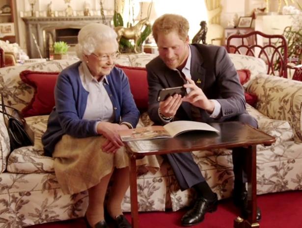 королева одобрила меган маркл
