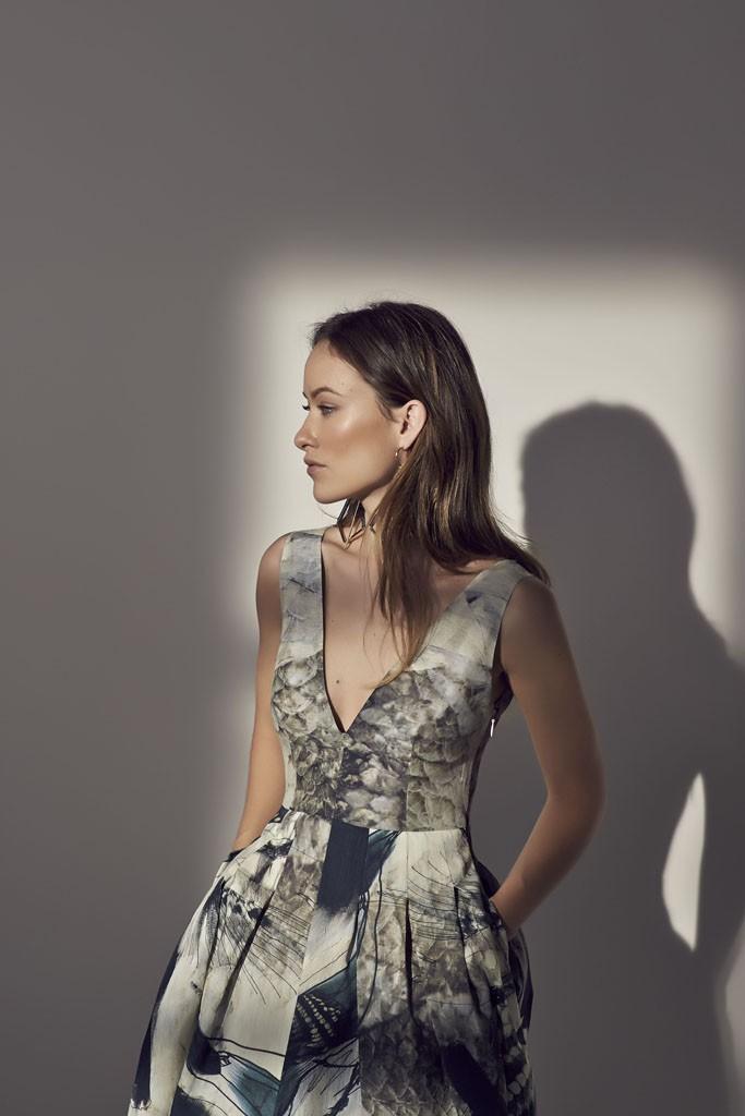 Зачем Оливия Уайлд сотрудничает с H&M - фото №1