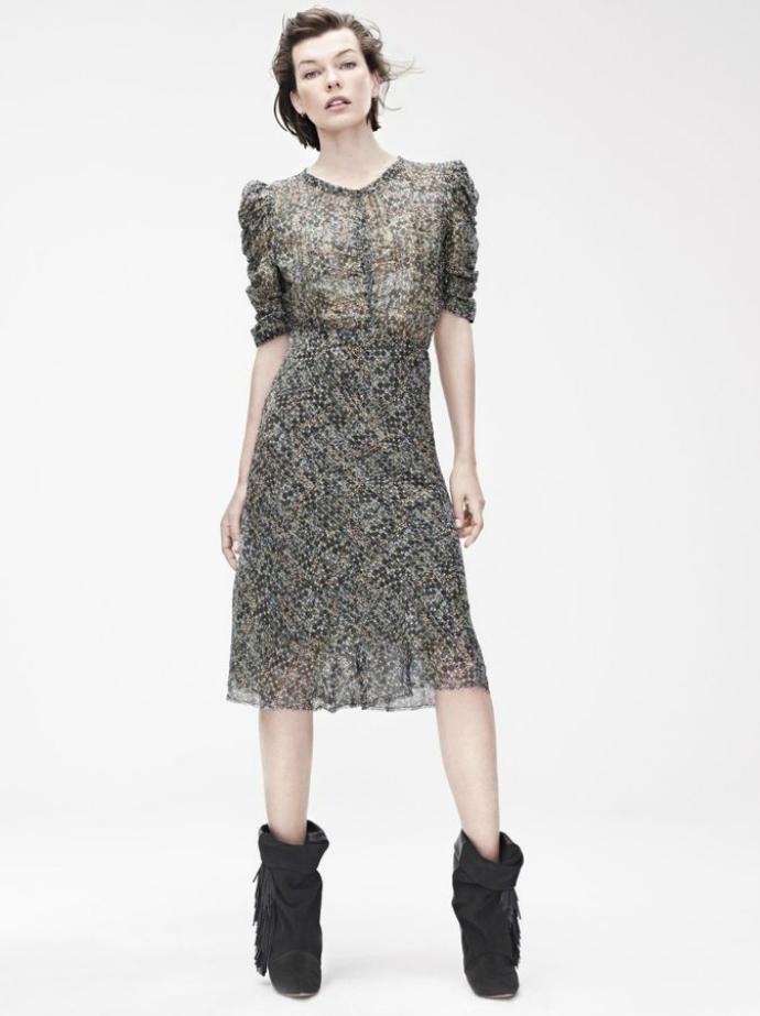 Появились первые фото коллекции Isabel Marant for H&M - фото №2