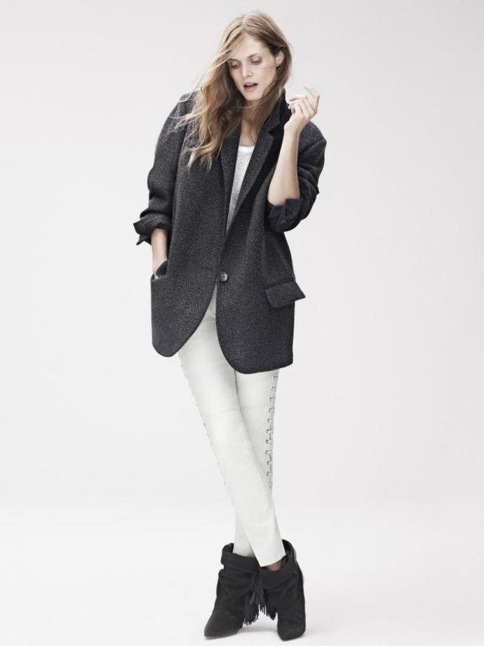 Появились первые фото коллекции Isabel Marant for H&M - фото №5