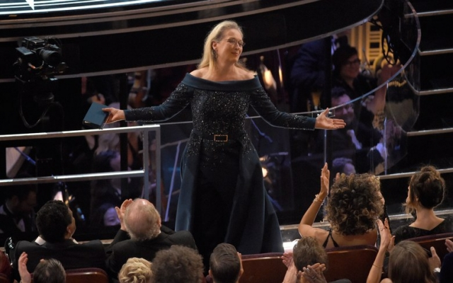 Оскар-2017: самая скандальная персона церемеонии Мерил Стрип на красной дорожке