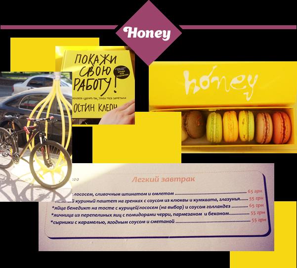 Где позавтракать в Киеве: Какао Блюз, Under Wonder и Honey - фото №1