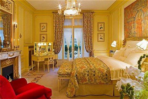 Топ 10 любимых отелей знаменитостей - фото №1