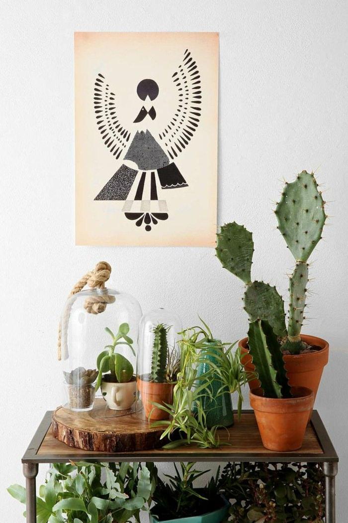 Домашняя оранжерея: выбираем красивые и полезные комнатные растения (очищающие, бактерицидные, увлажняющие) - фото №6