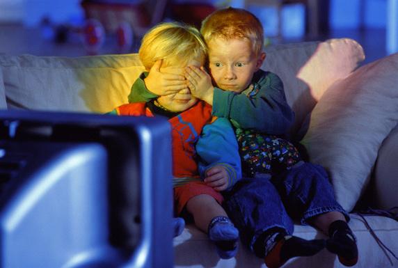 Ребенок и телевизор: советы родителям - фото №1