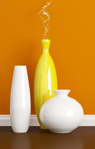 Тренд в интерьере: крупные вазы - фото №15