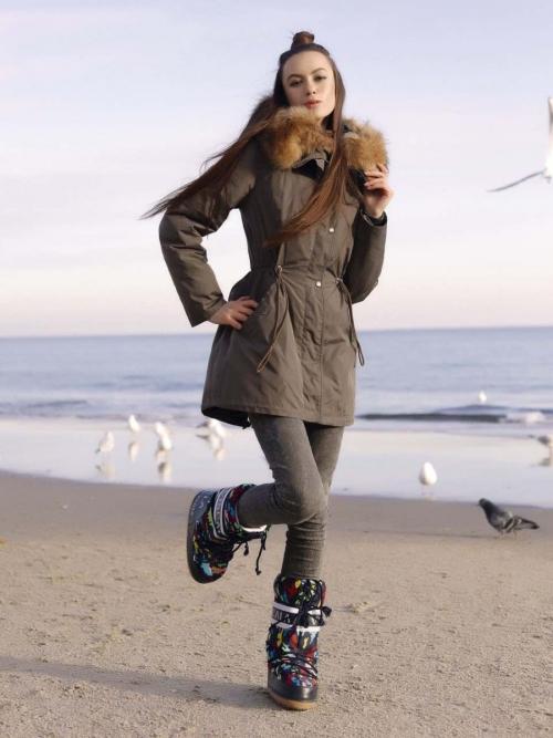 SnowShoes: удобная теплая зимняя обувь может быть красивой! - фото №3