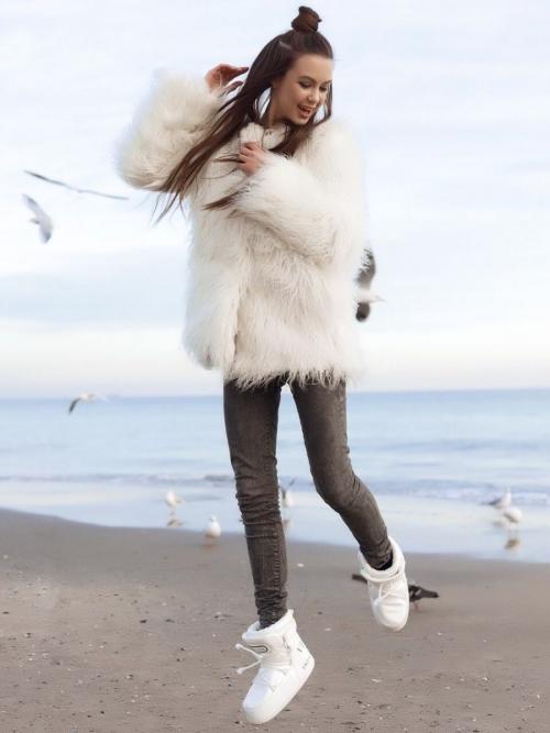 SnowShoes: удобная теплая зимняя обувь может быть красивой! - фото №1