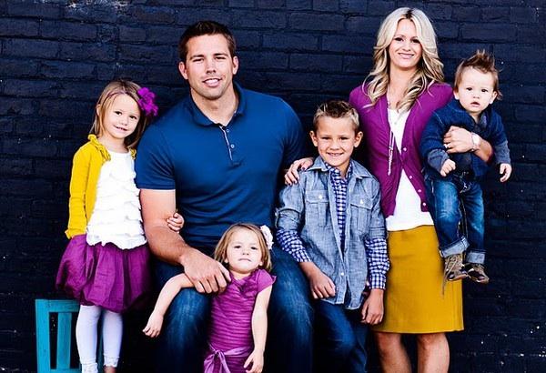 Family look как способ сплотить семью - фото №3