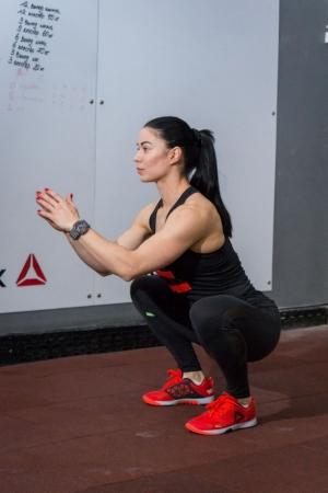 кросс-фит упражнения