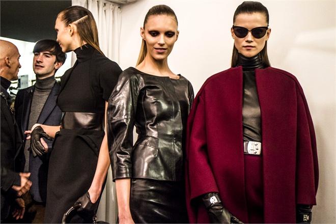 Неделя моды в Милане: показ Gucci FW 2013-2014 - фото №2