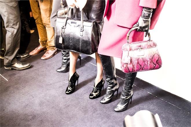 Неделя моды в Милане: показ Gucci FW 2013-2014 - фото №3