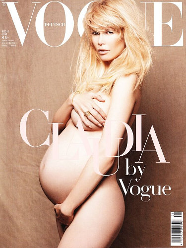 Самые скандальные обложки Vogue - фото №4