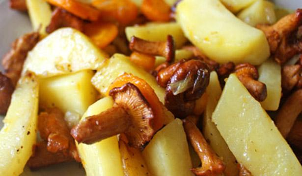 Блюда из лисичек: 16 рецептов приготовления - фото №4