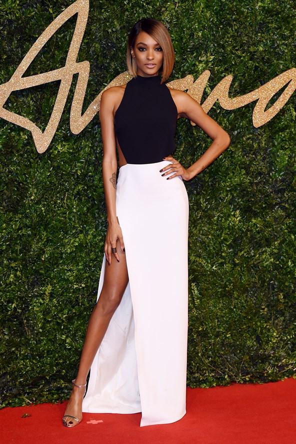 Лучшие образы Brittish Fashion Awards 2015: Виктория Бекхэм, Леди Гага, Наоми Кэмпбелл и другие
