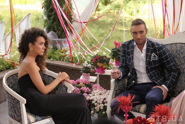 Анетти и Иракли на шоу Холостяк 6 (фото)