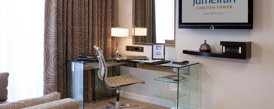 Лучшие отели мира: Jumeirah Carlton Tower 5* - фото №5