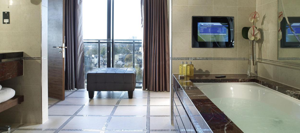 Лучшие отели мира: Jumeirah Carlton Tower 5* - фото №14