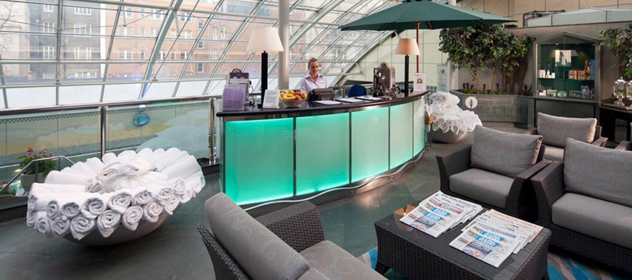 Лучшие отели мира: Jumeirah Carlton Tower 5* - фото №26