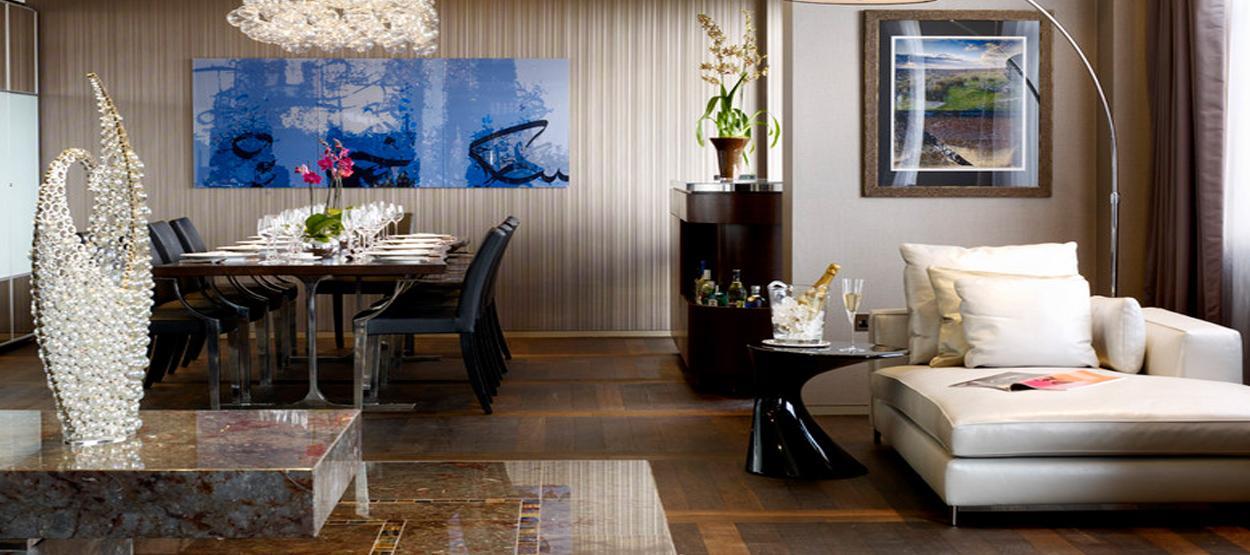 Лучшие отели мира: Jumeirah Carlton Tower 5* - фото №19
