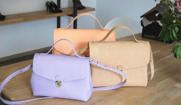 Где в Киеве купить эксклюзивные сумки от украинских мастеров - фото №2