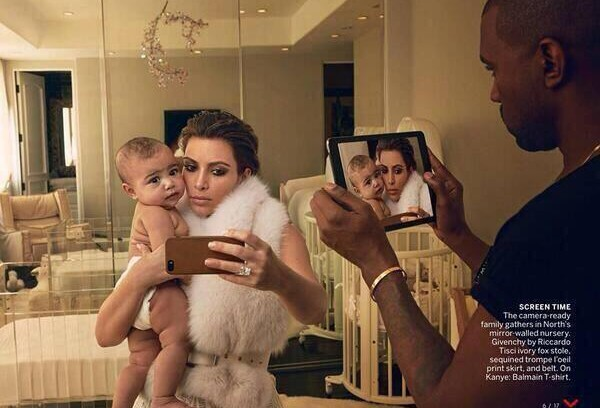 Как звезды используют соцсети: Ким Кардашьян против Камерон Диаз - фото №3