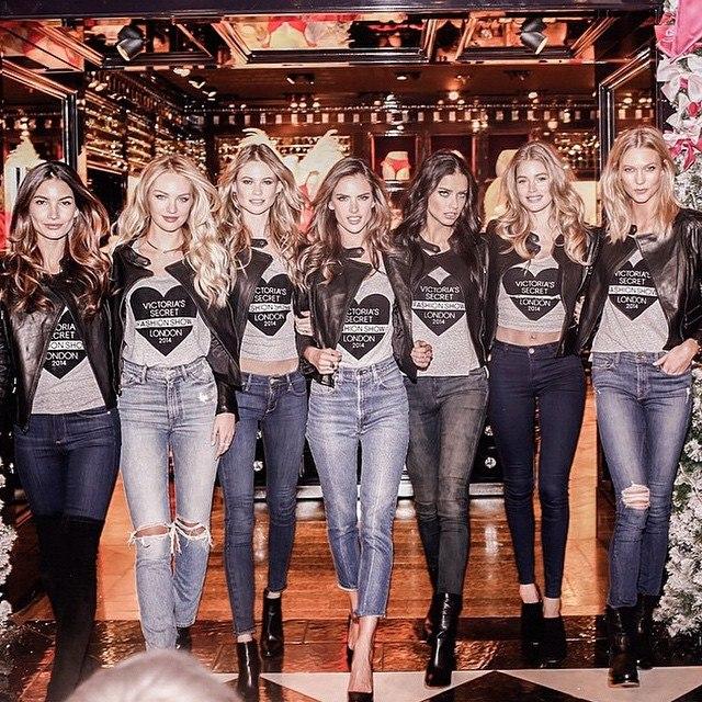На кого подписаться в Instagram: ангелы Victoria's Secret - фото №1