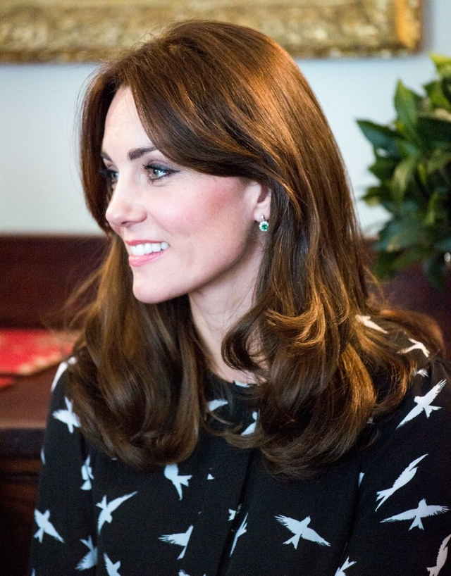 Как герцогиня: красим волосы, как Кейт Миддлтон (+СОВЕТЫ ЭКСПЕРТА) - фото №1
