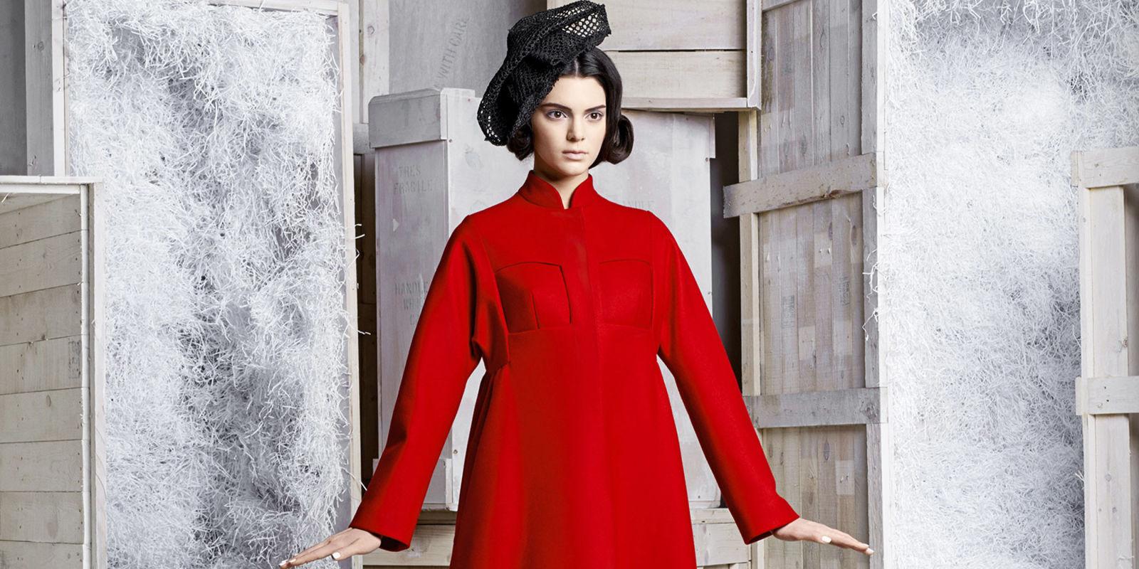 Что Кендалл Дженнер думает о стиле Ким Кардашьян и Каре Делевинь