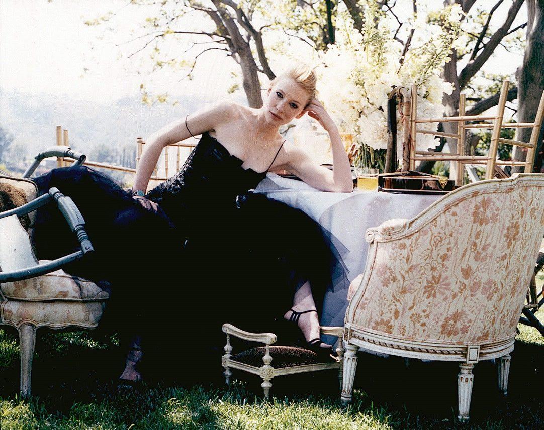 Кейт Бланшетт (Cate Blanchett) - фото №3