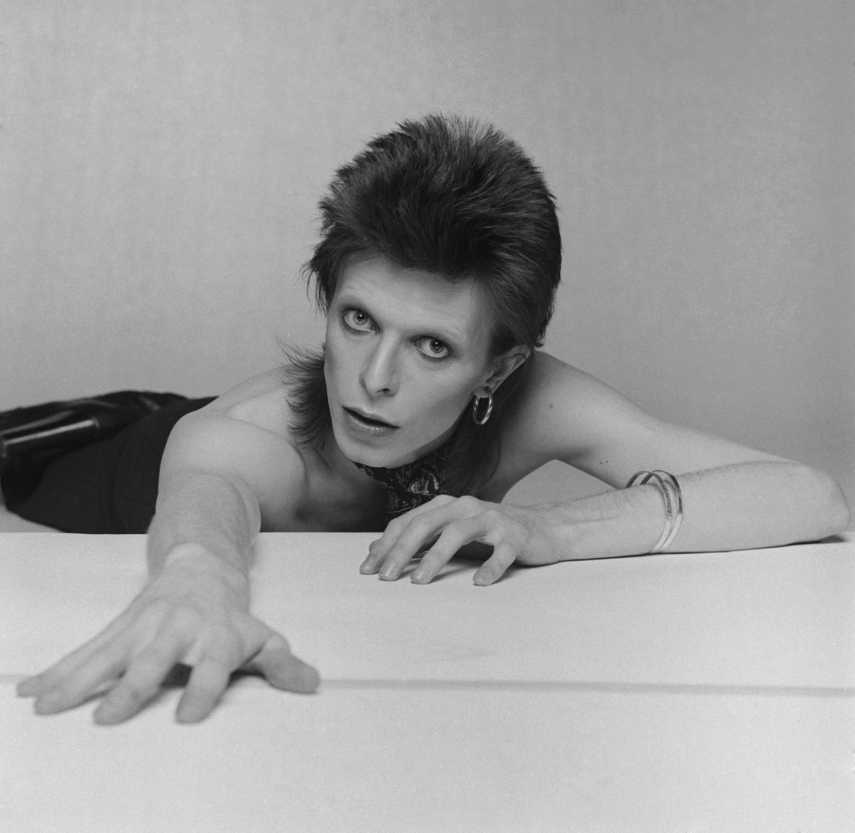 Дэвид Боуи (David Bowie) - фото №4