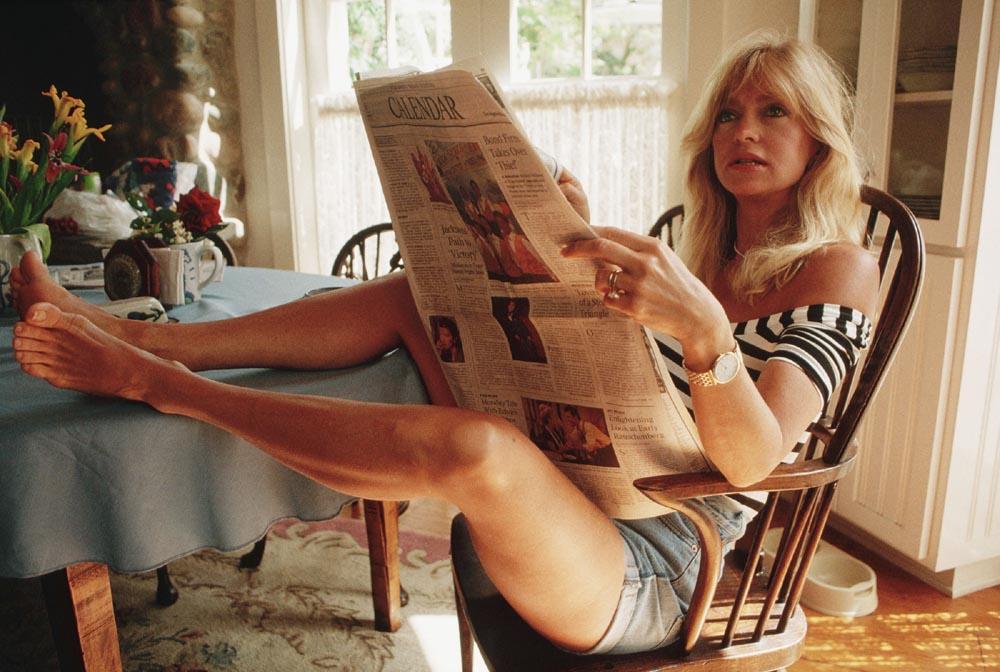 Голди Хоун (Goldie Hawn) - фото №4