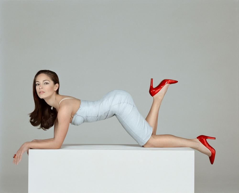 Кристин Кройк  (Kristin Kreuk) - фото №1