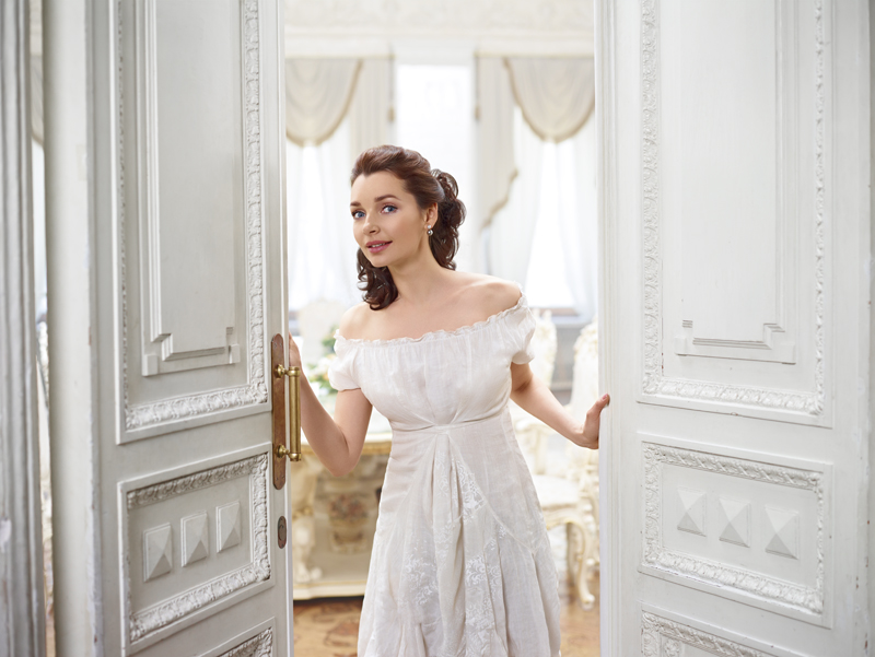 Наталья Антонова - фото №1
