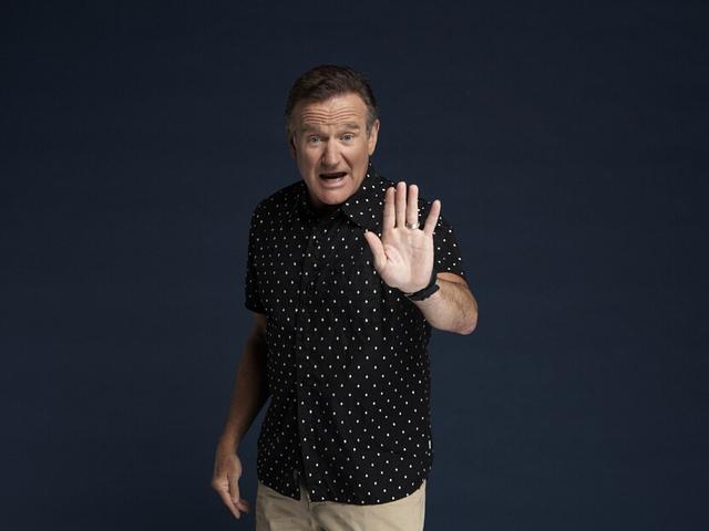 Робин Уильямс (Robin Williams) - фото №2
