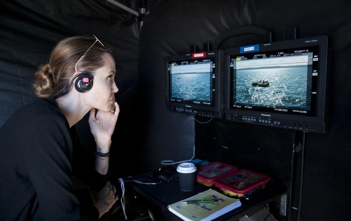 Почему Анджелина Джоли посвятила новый фильм сыну - фото №2