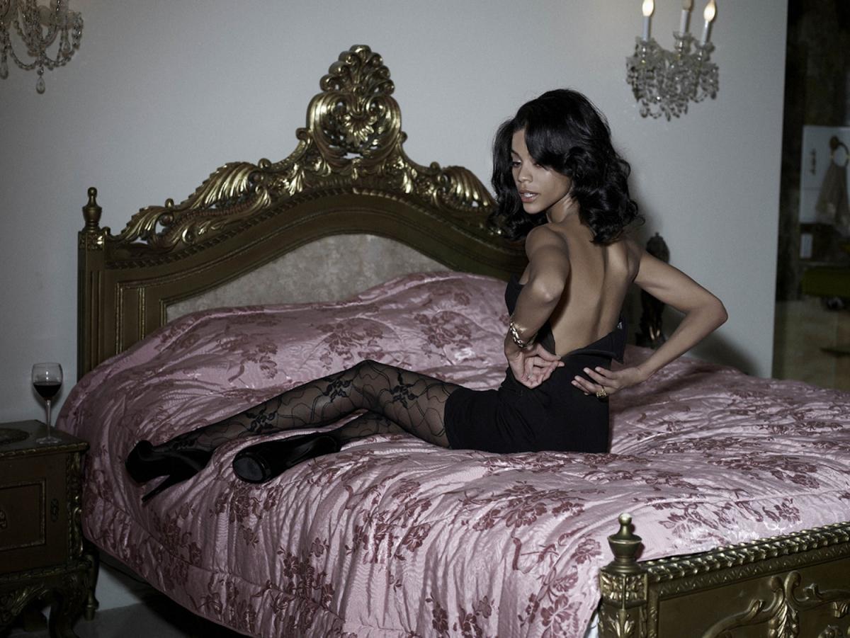 Зои Салдана (Zoe Saldaña) - фото №3