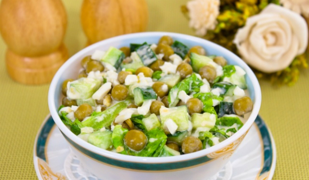 Праздничные салаты: лучшие рецепты - фото №2
